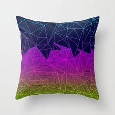 Bailey Rays Throw Pillow