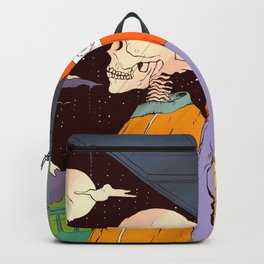 Haunting Past (A Reflection) Backpack