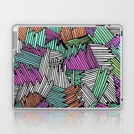 Happy Abstract Nr:04 Laptop & iPad Skin
