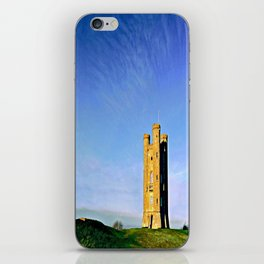 Broadway Tower, colour version. iPhone Skin