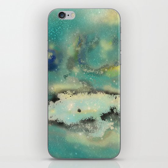 Postcards From Pluto 2 iPhone & iPod Skin