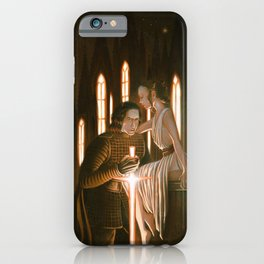 Maiden's Knight iPhone Case