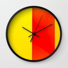 Open Door Wall Clock