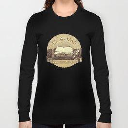 Nicola Noble - Book Logo Long Sleeve T-shirt