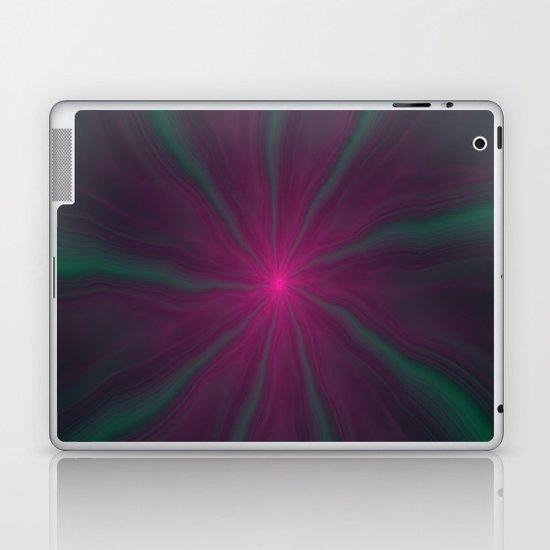 Nine Green Fingers Laptop & iPad Skin