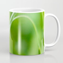 Magic Grass - Caterpillar - Macro Coffee Mug
