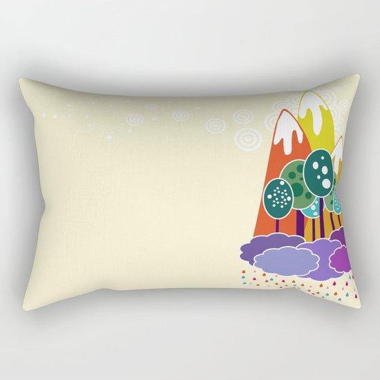 Lala land Rectangular Pillow