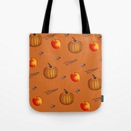 Fall Spice Tote Bag