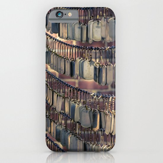 Dog Tags iPhone & iPod Case