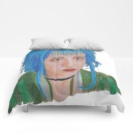 Ramona Flowers Comforters