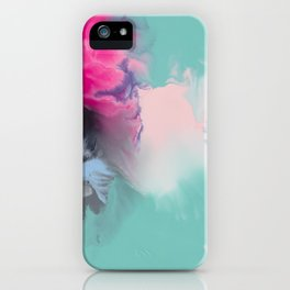 The Josie Abstract Colour Infusion iPhone Case