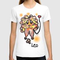 leo T-shirts featuring leo by sladja