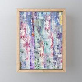 Abstract 195 Framed Mini Art Print