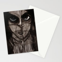 Insomnia 2 - Sepia Stationery Cards