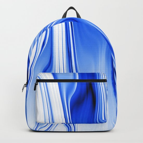 Streaming Blues Backpack