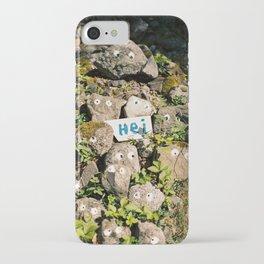Hej - Sweden iPhone Case