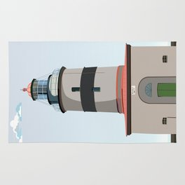 The lighthouse of Falsterbo Rug