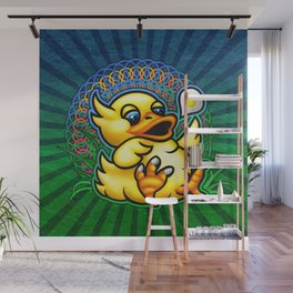 Fat Chocobo Wall Mural