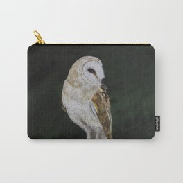 Jazz The Barn Owl by Teresa Thompson Carry-All Pouch