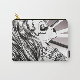 Mademoiselle Octopussy Carry-All Pouch