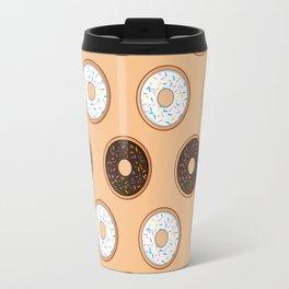 Donuts Resist Travel Mug