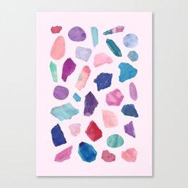 Crystalarium Canvas Print