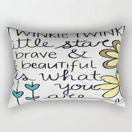 Twinkle Twinkle Rectangular Pillow