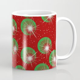 Sparkly Christmas Balls Coffee Mug