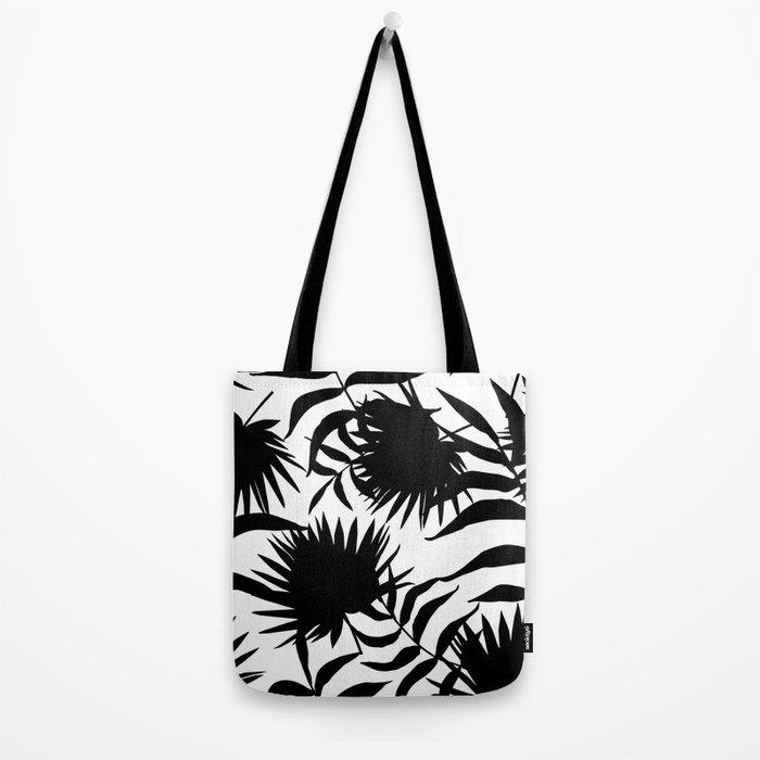 tropical pattern  Tote Bag