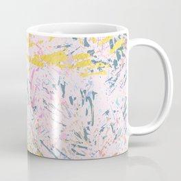 Pine Leaves - abstract pattern Coffee Mug