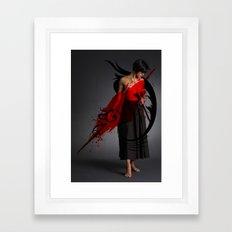 Undisclosed Desires Framed Art Print