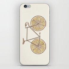 Velocitrus (color version) iPhone & iPod Skin