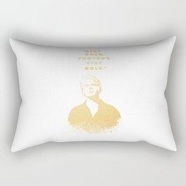 Look to the Futura Rectangular Pillow
