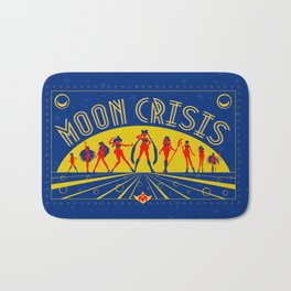 Moon Crisis Bath Mat
