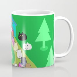 cats shop 243 Coffee Mug