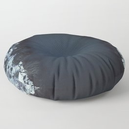 Lone Winter Kayak Floor Pillow