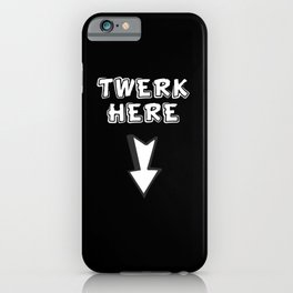 Funny Men Gifts iPhone Case