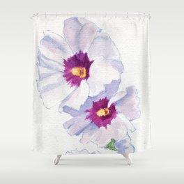 Ghost Girls Shower Curtain