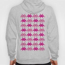 Pink Invaders Hoody