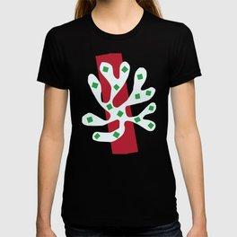 Matisse - Le Fleur Découpée - Cut Out Artwork T-shirt
