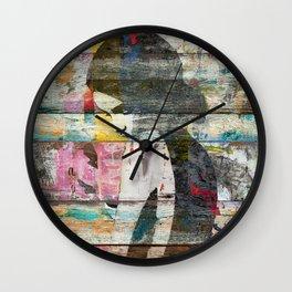 Shyness (Profile of Child) Wall Clock