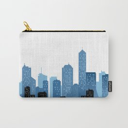 City Landscape Carry-All Pouch
