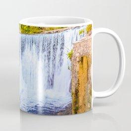Monk's waterfall Coffee Mug