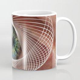Mobius Eye Seeing All, Infinite Vision Coffee Mug