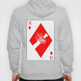 Ace of Diamonds Hoody