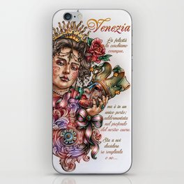 Venice fantazy iPhone Skin