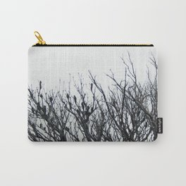 Scorched Branches Carry-All Pouch