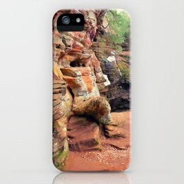 The Rock House 2 iPhone Case