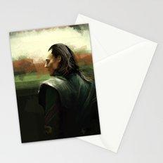 Prisoner Loki  Stationery Cards