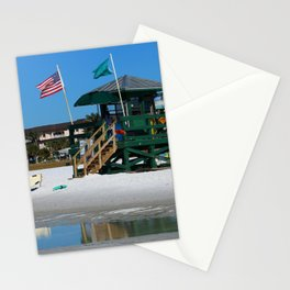 Welcome To Siesta Key Beach Stationery Cards